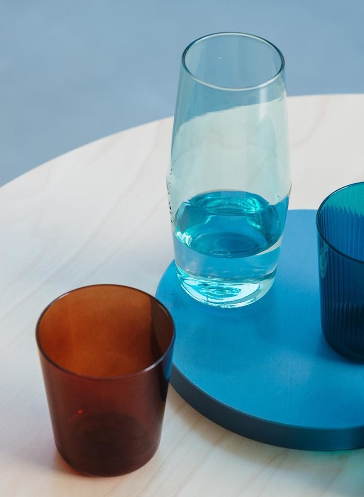 R+D.LAB Luisa Bonne Nuit, Etruscan Red & Calamine Blue (R+D.LAB)