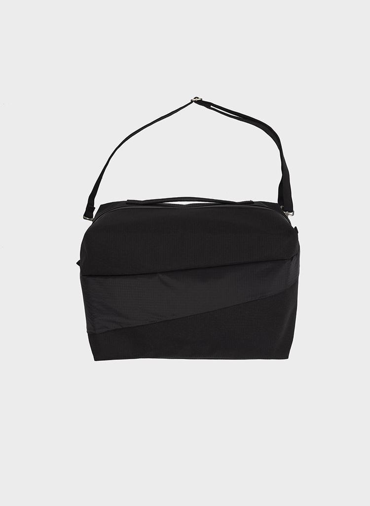 SUSAN BIJL 24/7 Bag, Black & Black