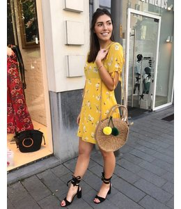 DRESS ELZIRA YELLOW