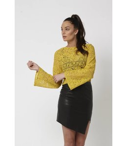 TOP PAULA YELLOW