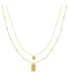 ELIZABETH II NECKLACE GOLD