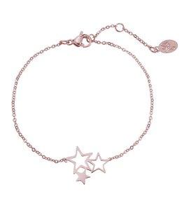SWEET STARS BRACELET ROSE
