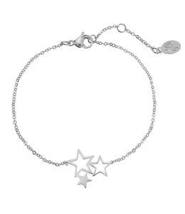 SWEET STARS BRACELET SILVER