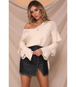 RUNAWAY CLOUD NINE SWEATER CREAM