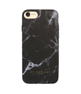 MY JEWELLERY BLACK MARBLE CASE