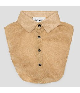 PINNED BY K COLLAR GLITTER GOLD