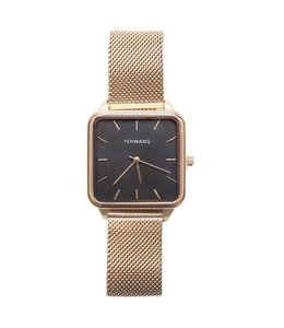 QUARTZ WATCH GOLD
