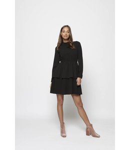 DRESS BELLE BLACK