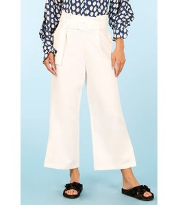 DIANA TROUSERS WHITE