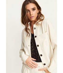 NINA CARGO JACKET LIGHT BEIGE