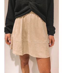 AVA SUEDE SKIRT