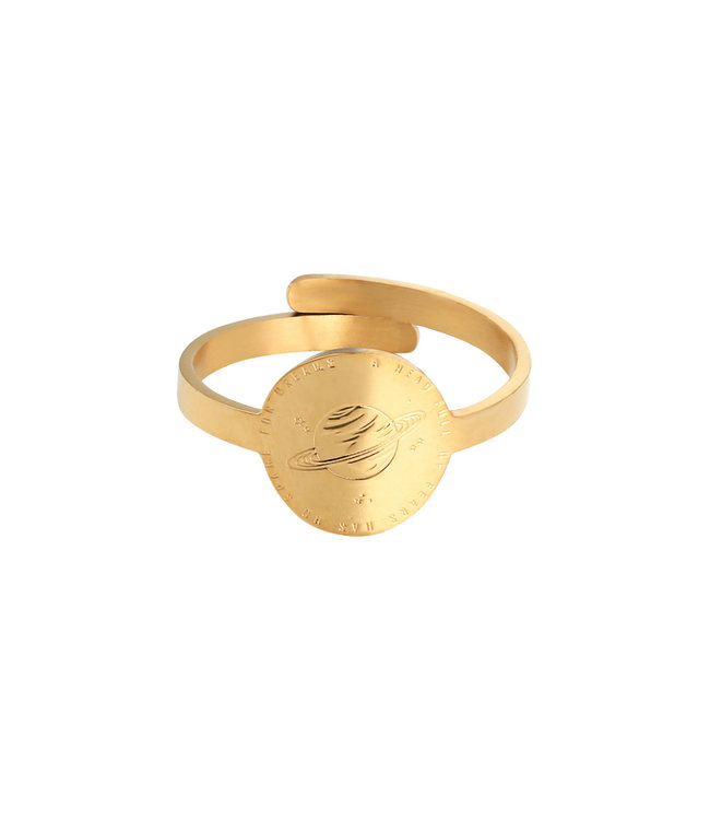 SPACE RING GOLD