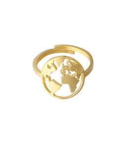 EARTH RING GOLD