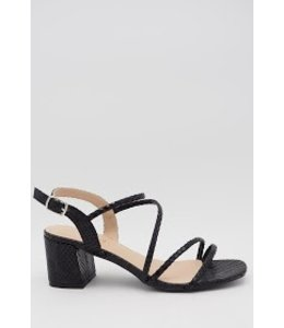 CHLOE SANDALS BLACK