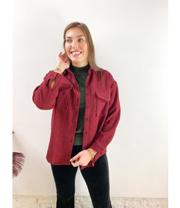 RUBY CARRE JACKET RED
