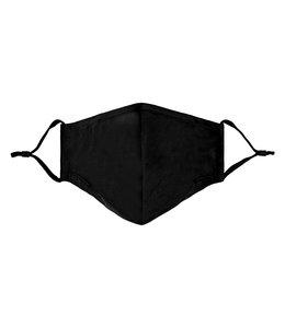 MONDMASKER BLACK