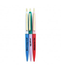 STAY COLORFUL BALPEN SET