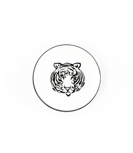 SMALL PLATE TIGER