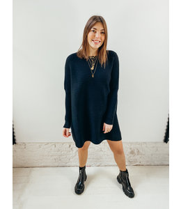 DAGMAR DRESS - BLACK