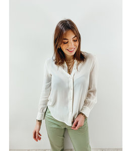 JULIETTE BLOUSE - OFF WHITE