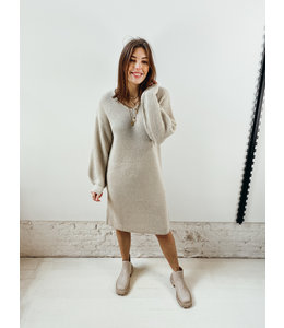 MIRANDA KNIT DRESS