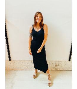 LAURA DRESS BLACK