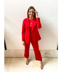 VALERIE PANT - RED