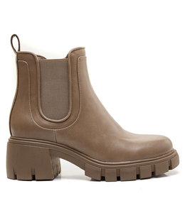 AMBER BOOTS - BROWN