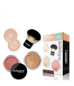 BELLAPIERRE FLAWLESS KIT DARK