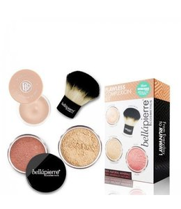 BELLAPIERRE FLAWLESS KIT MEDIUM