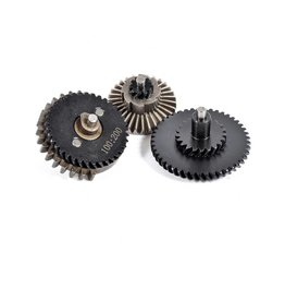 ----- Gear Set 100:200 Steel CNC - Helical High Torque