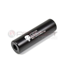 ----- Avanger Silencer 110mm - Full Metal - BK