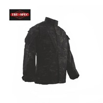 TRU-SPEC Tru-Spec Shirt/Jacket, MC BLK NYCO R/S,