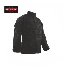 TRU-SPEC Tru-Spec Shirt/Jacket, MC BLK NYCO R/S,