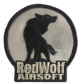 Redwolf Redwolf Logo Velcro Patch - ACU