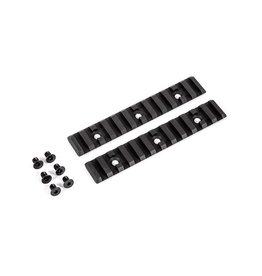Dytac Rail Slot RAS Set - 2 x 12 - BK