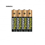 DURACELL Duracell AAA 1.5V - 4pack