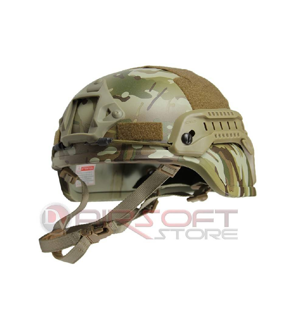 EMERSON ACH MICH 2000Helmet-Special action/MC