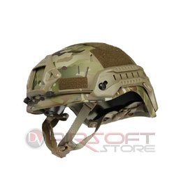 EMERSON ACH MICH 2001 Helmet-Special action/MC