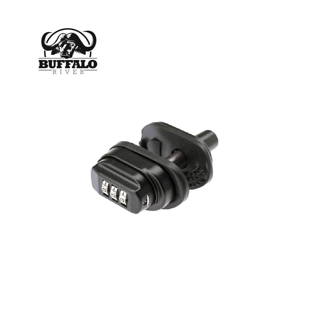 Buffalo River Trigger Combination Lock