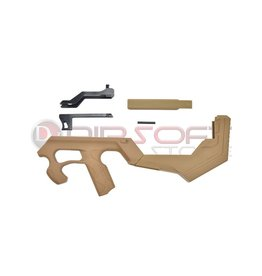 SRU Scar-L Bullpup Kit - Tan