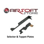 Selector & Tappet Plate