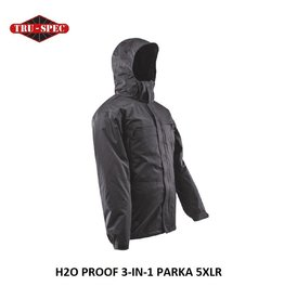 TRU-SPEC H2O PROOF 3-IN-1 PARKA 5XLR