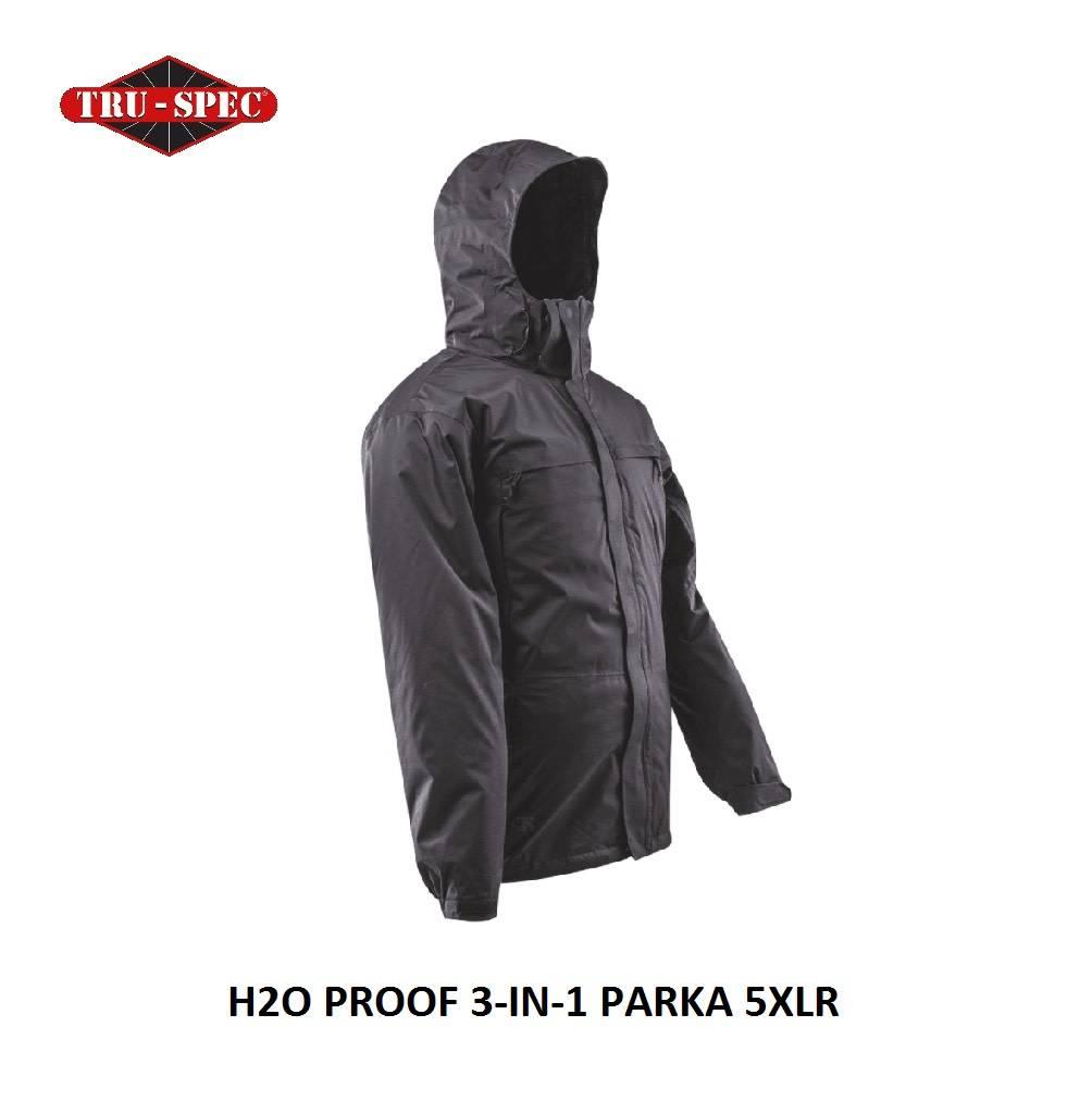TRU-SPEC H2O PROOF 3-IN-1 PARKA 5XLR