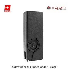 NUPROL Sidewinder M4 Speedloader - Black