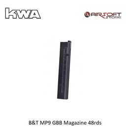 KWA B&T MP9 GBB Magazine 48rds