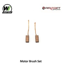 WE Europe Motor Brush Set