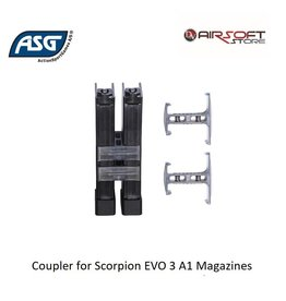 ASG Coupler for Scorpion EVO 3 A1 Magazines
