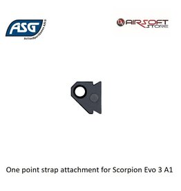 ASG One point strap attachment for Scorpion Evo 3 A1