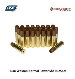 Dan Wesson Dan Wesson Revolver Normal Power Shells 25pcs